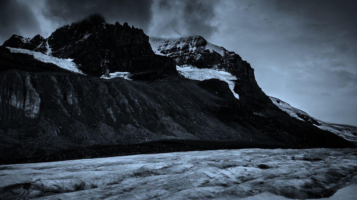 加拿大哥伦比亚冰川,后会有期_图1-39