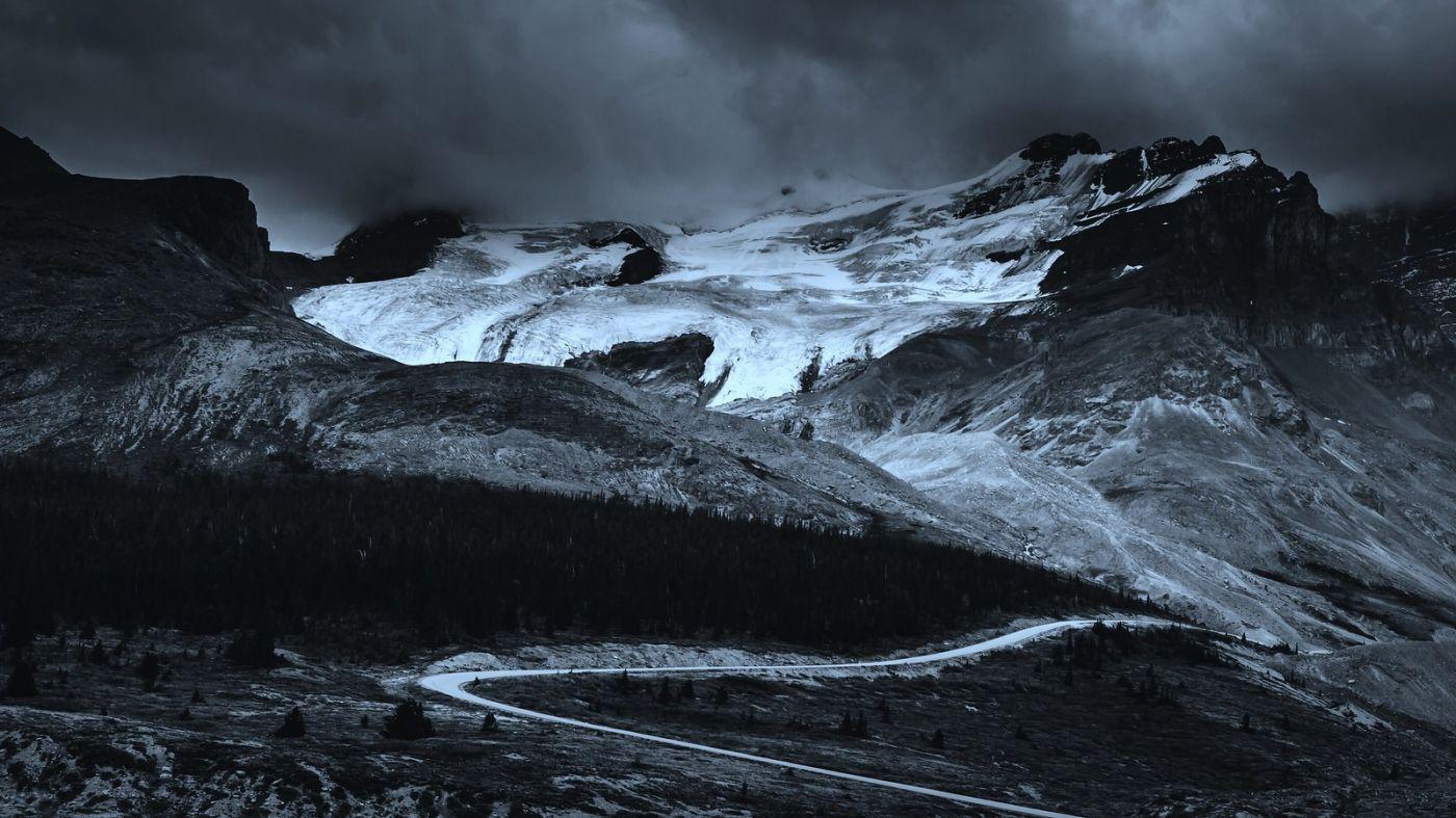 加拿大哥伦比亚冰川,后会有期_图1-40