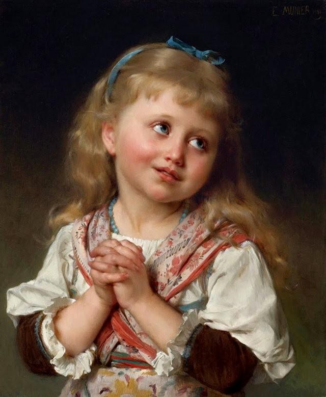 法国画家Emile Munier_图1-1