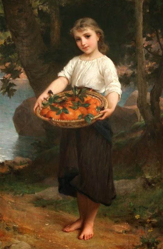 法国画家Emile Munier_图1-12