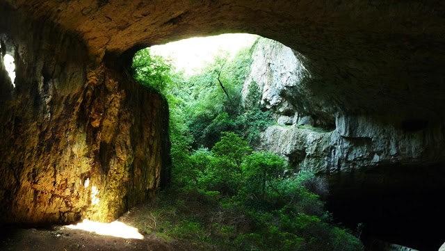 """从谷歌地球寻找""""地球的特殊地方""""---Devetashka洞穴_图1-5"""