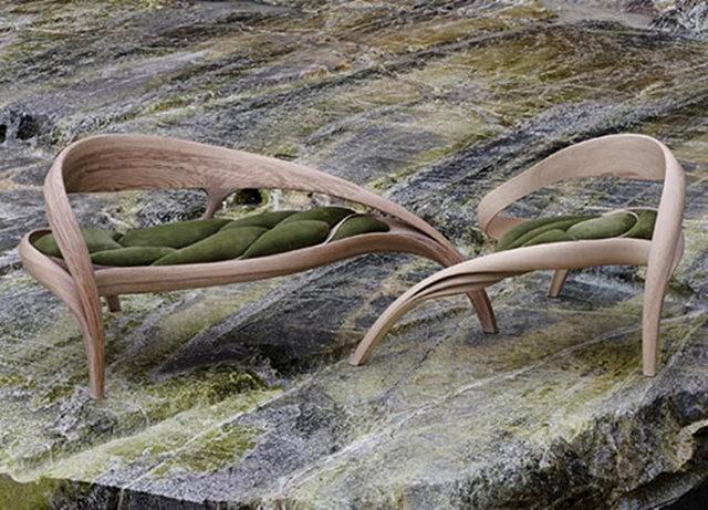 艺术家约瑟夫.沃尔什-----木艺术_图1-2