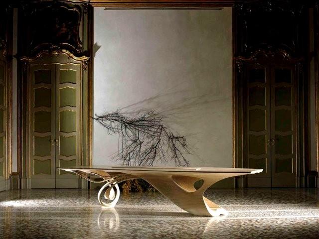 艺术家约瑟夫.沃尔什-----木艺术_图1-5