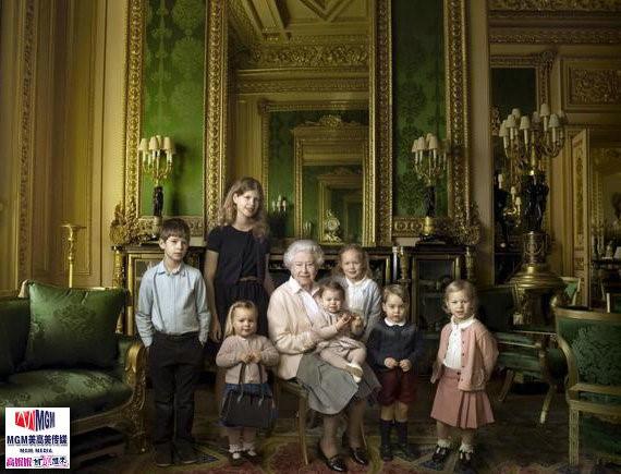 高娓娓:梅根王妃生子,既能当英国国王,又能当美国总统_图1-3