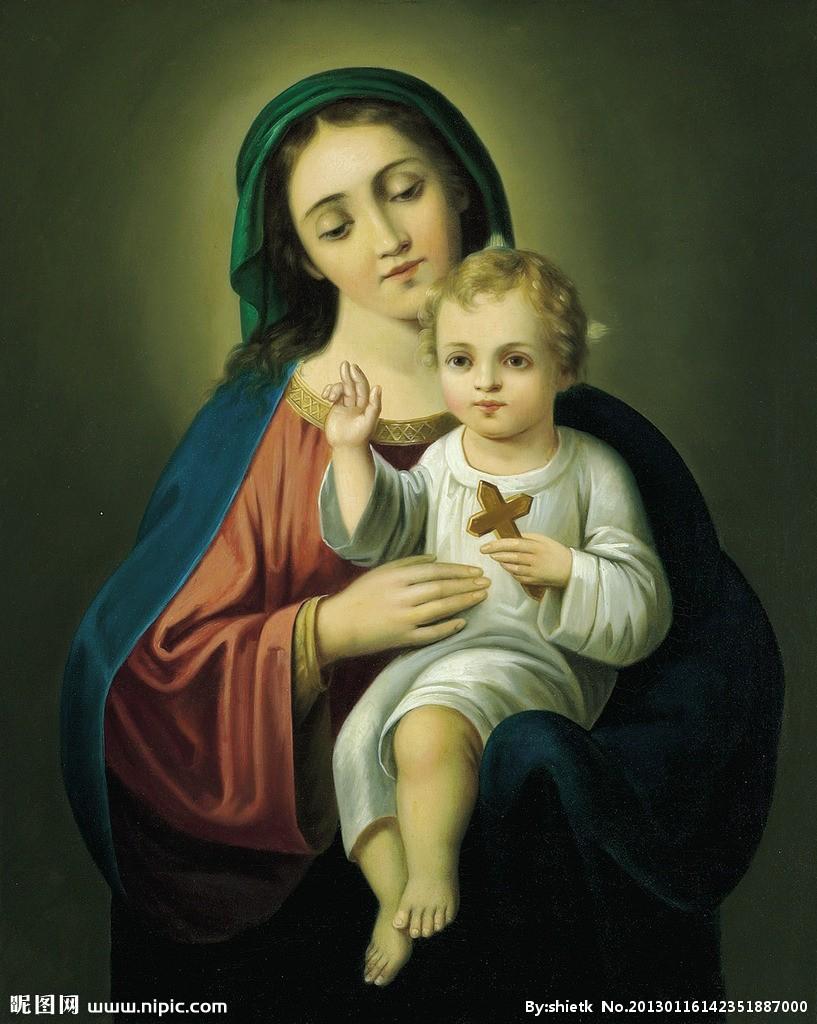 妈妈,儿女心中的太阳_图1-1
