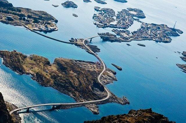 挪威大西洋海滨公路_图1-3