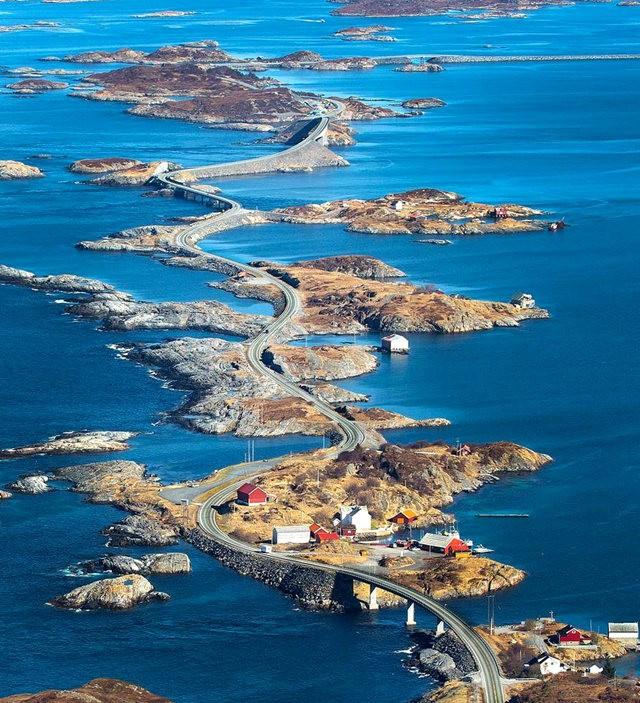 挪威大西洋海滨公路_图1-4