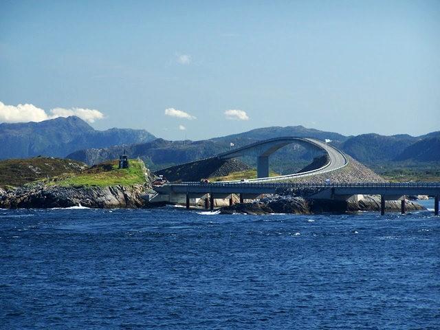 挪威大西洋海滨公路_图1-5