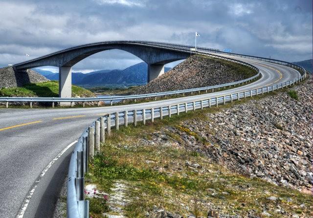 挪威大西洋海滨公路_图1-7