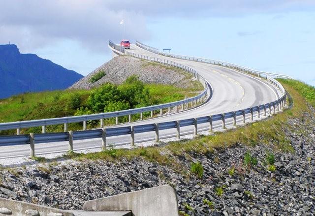 挪威大西洋海滨公路_图1-8