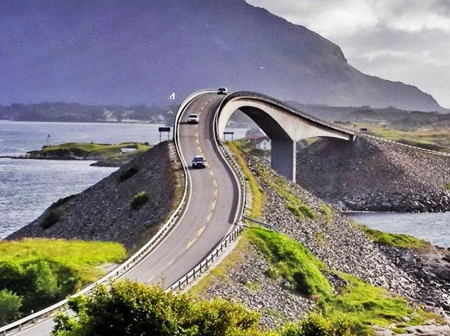 挪威大西洋海滨公路_图1-9