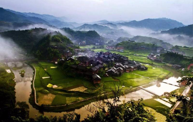 """中国部分""""明星村""""背负沉重债务负担 有些县十村九个村负债 ..._图1-3"""