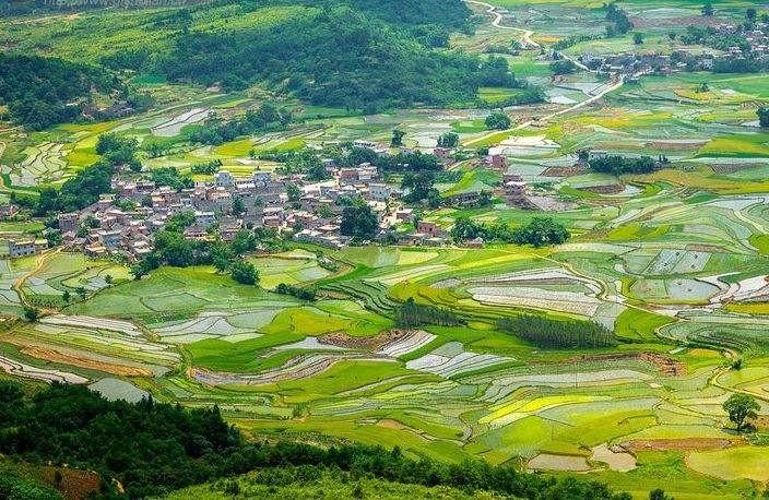 """中国部分""""明星村""""背负沉重债务负担 有些县十村九个村负债 ..._图1-5"""