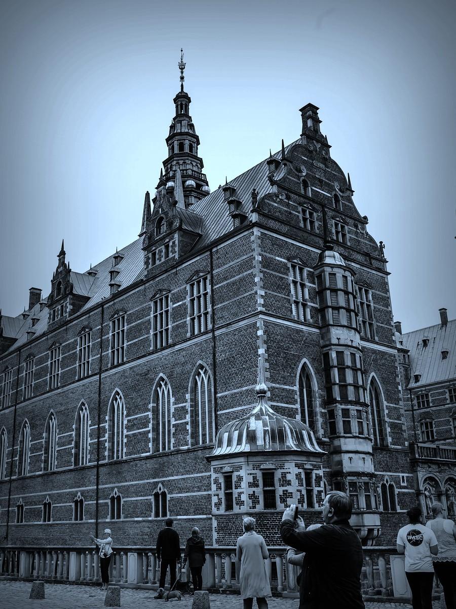 丹麦腓特烈堡城堡,古建筑的内涵_图1-5