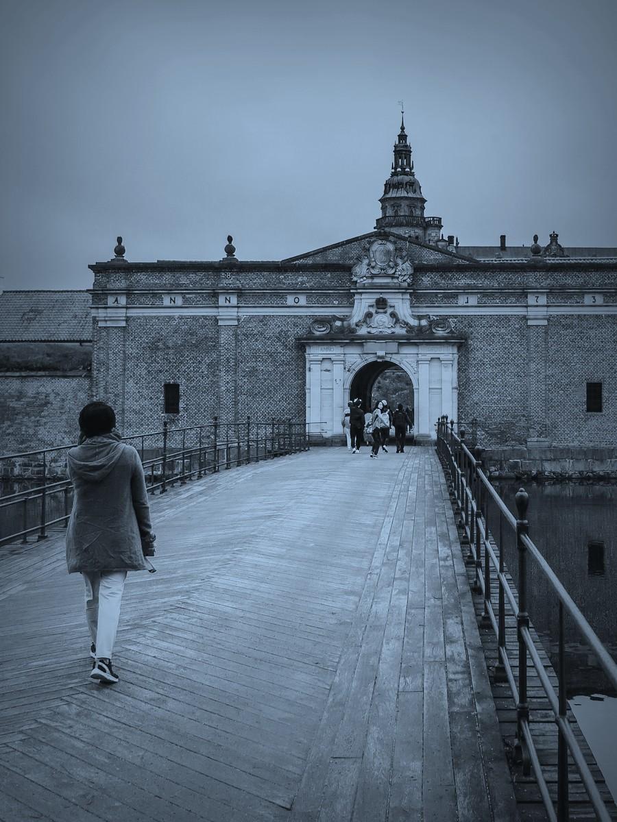 丹麦腓特烈堡城堡,古建筑的内涵_图1-2