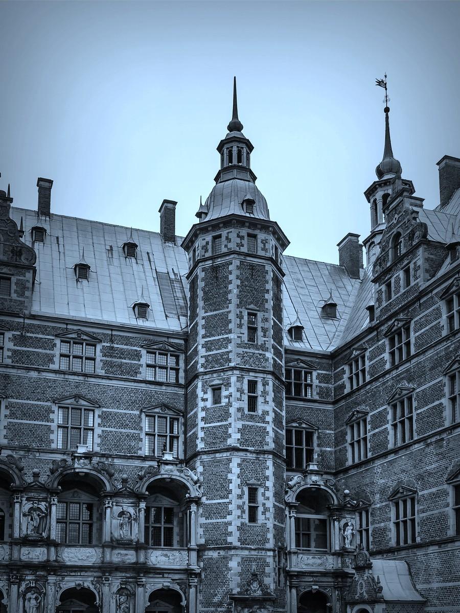丹麦腓特烈堡城堡,古建筑的内涵_图1-4