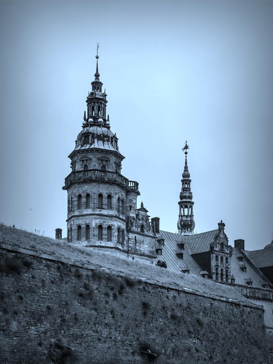 丹麦腓特烈堡城堡,古建筑的内涵_图1-6