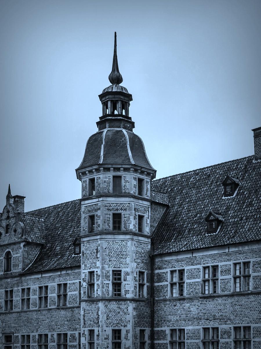 丹麦腓特烈堡城堡,古建筑的内涵_图1-8