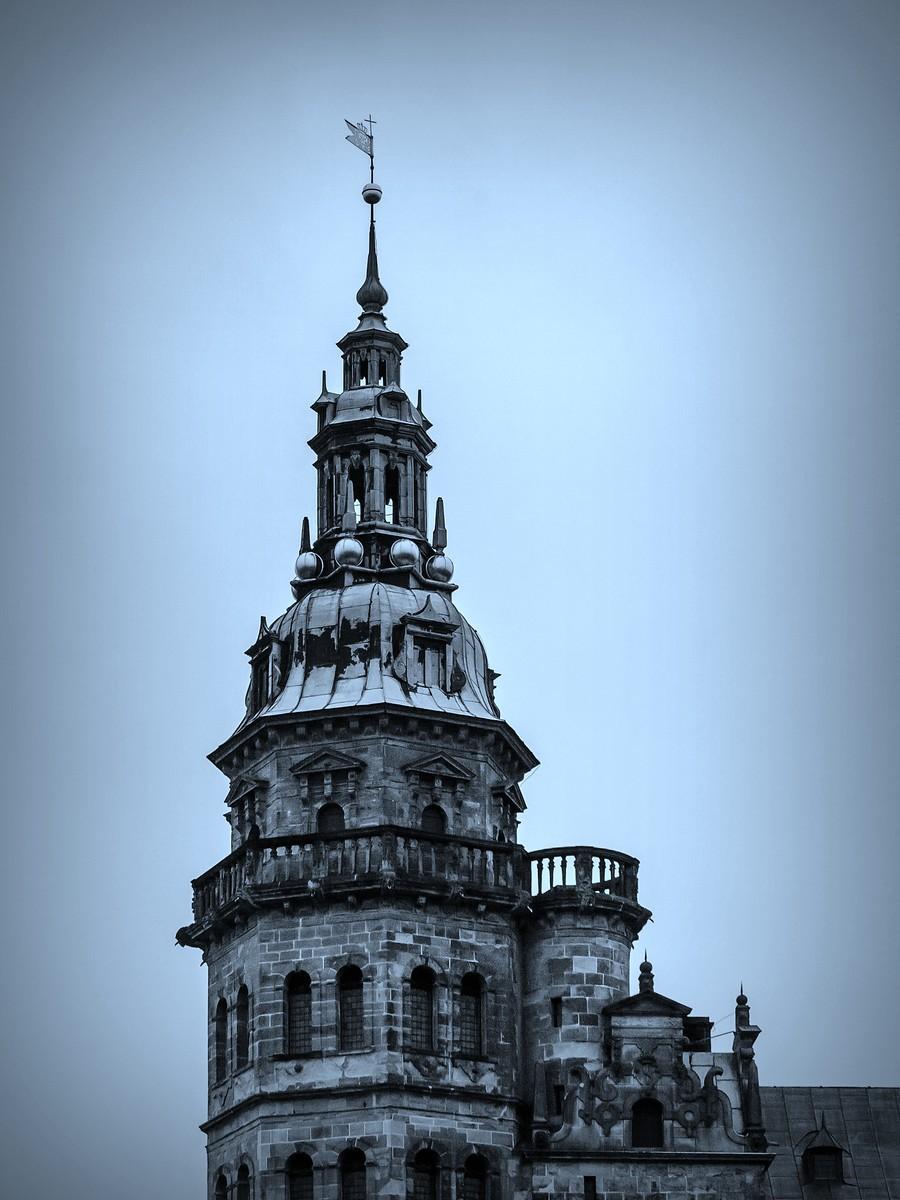 丹麦腓特烈堡城堡,古建筑的内涵_图1-12
