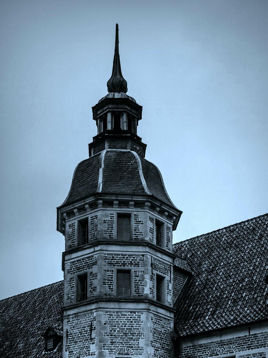 丹麦腓特烈堡城堡,古建筑的内涵_图1-3
