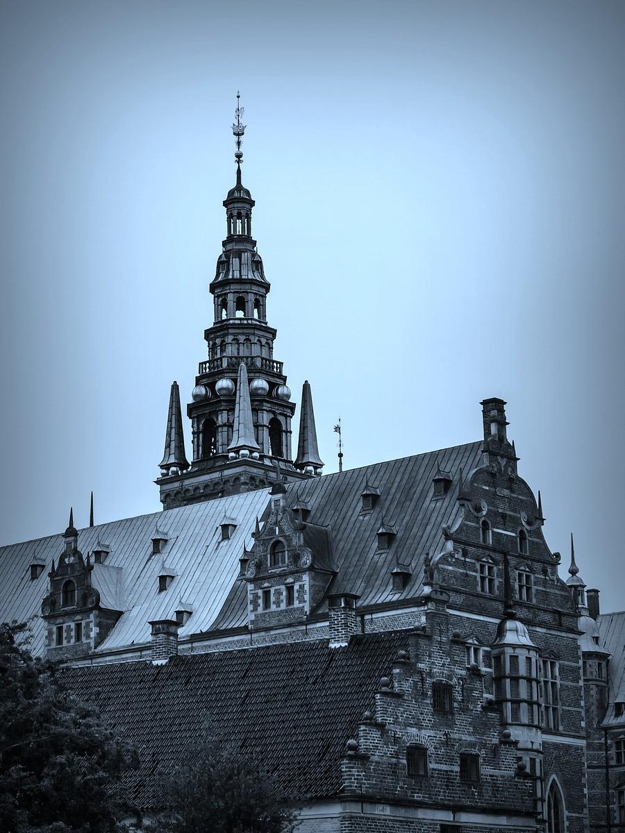 丹麦腓特烈堡城堡,古建筑的内涵_图1-11
