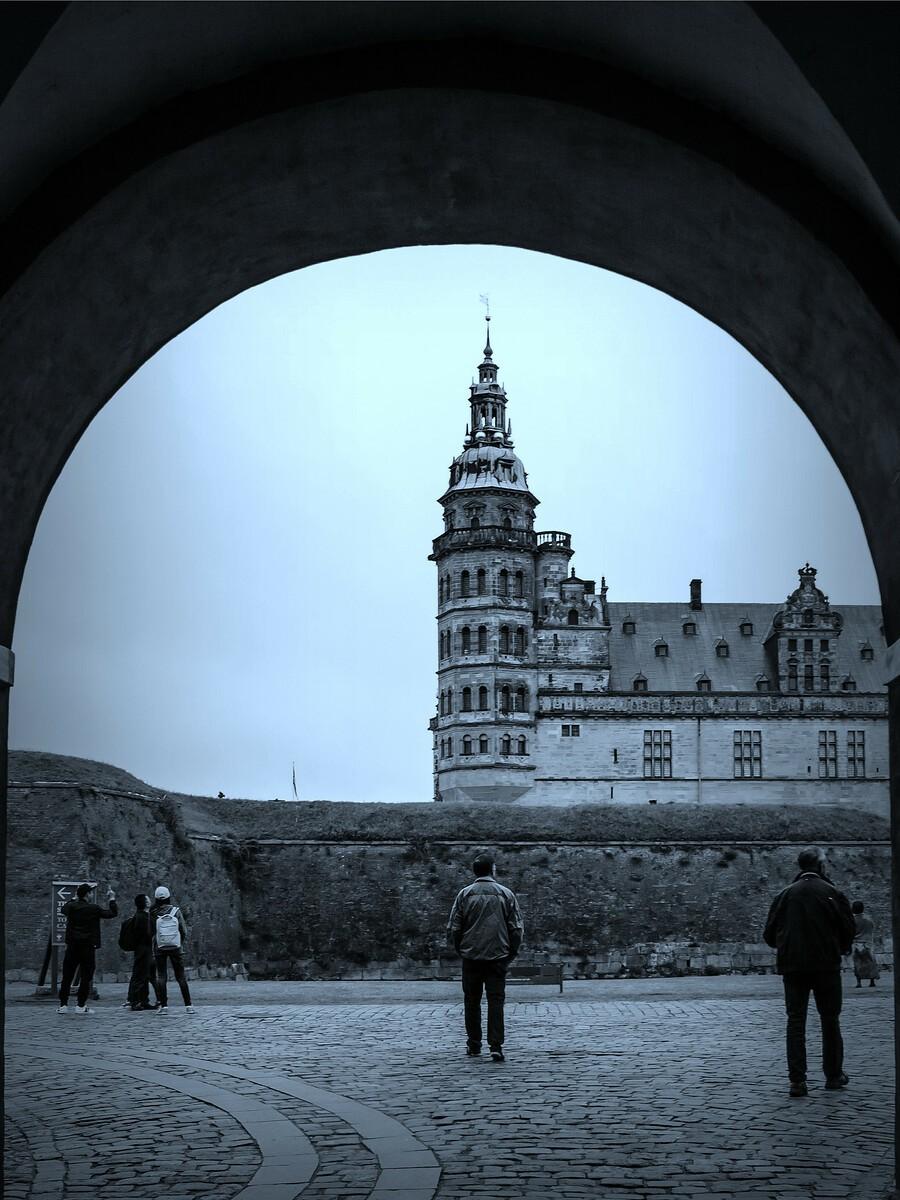 丹麦腓特烈堡城堡,古建筑的内涵_图1-10