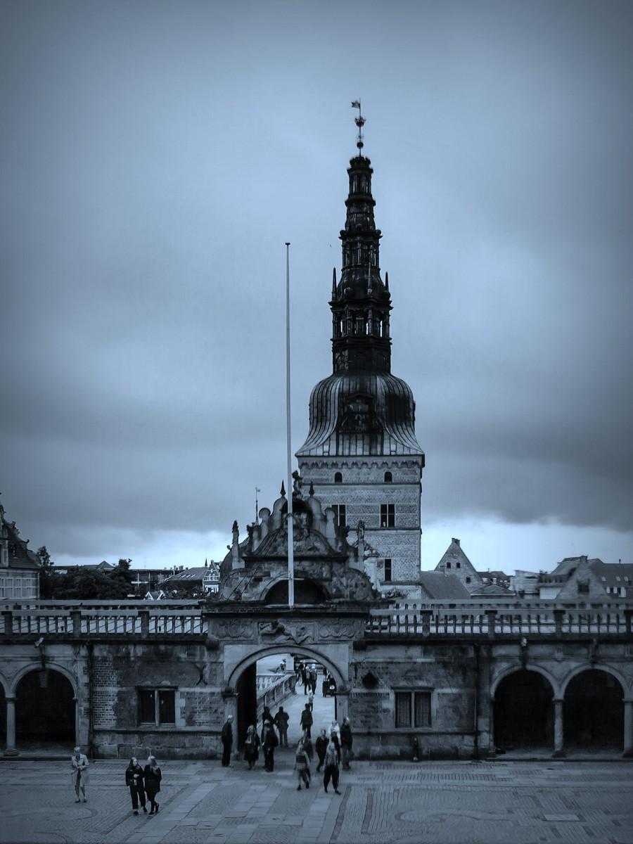 丹麦腓特烈堡城堡,古建筑的内涵_图1-13