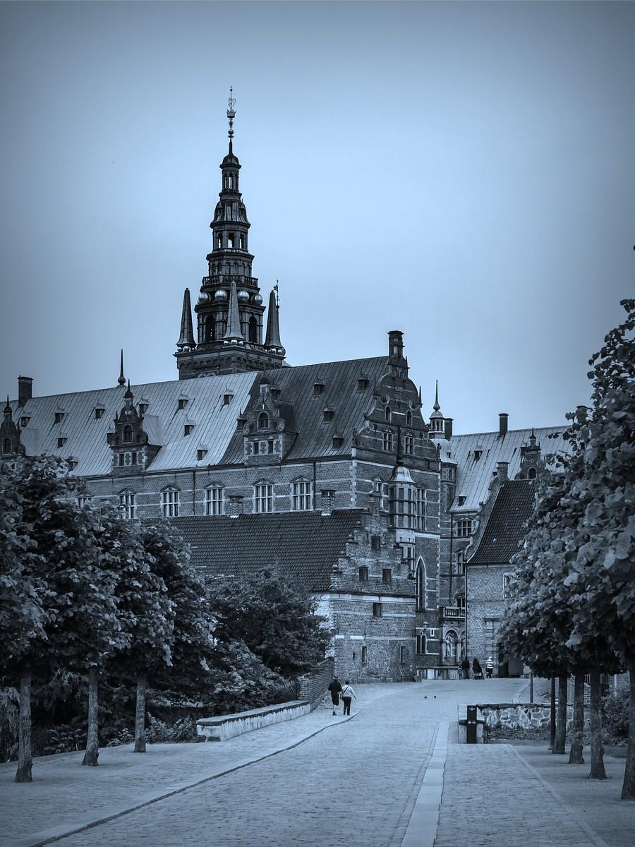 丹麦腓特烈堡城堡,古建筑的内涵_图1-9