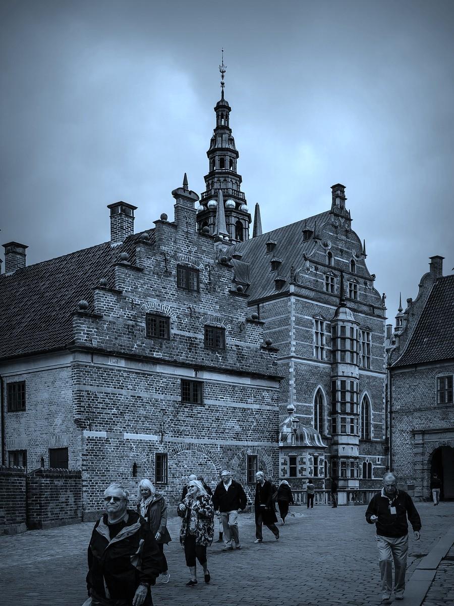 丹麦腓特烈堡城堡,古建筑的内涵_图1-14