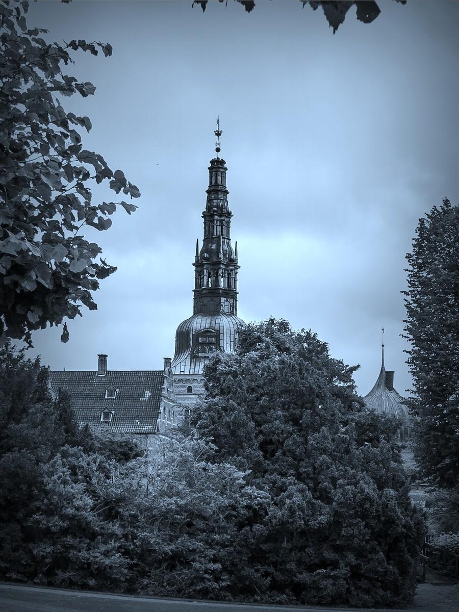 丹麦腓特烈堡城堡,古建筑的内涵_图1-16