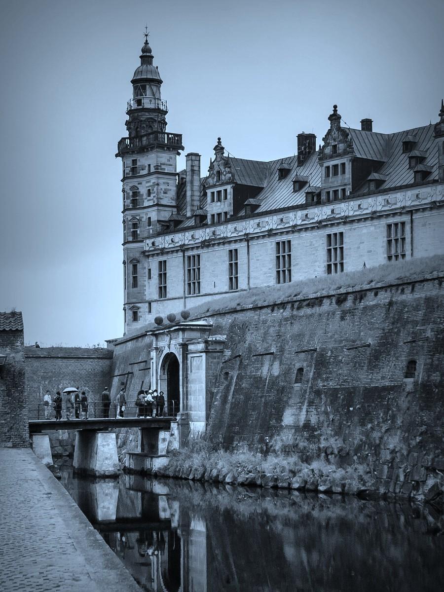 丹麦腓特烈堡城堡,古建筑的内涵_图1-20