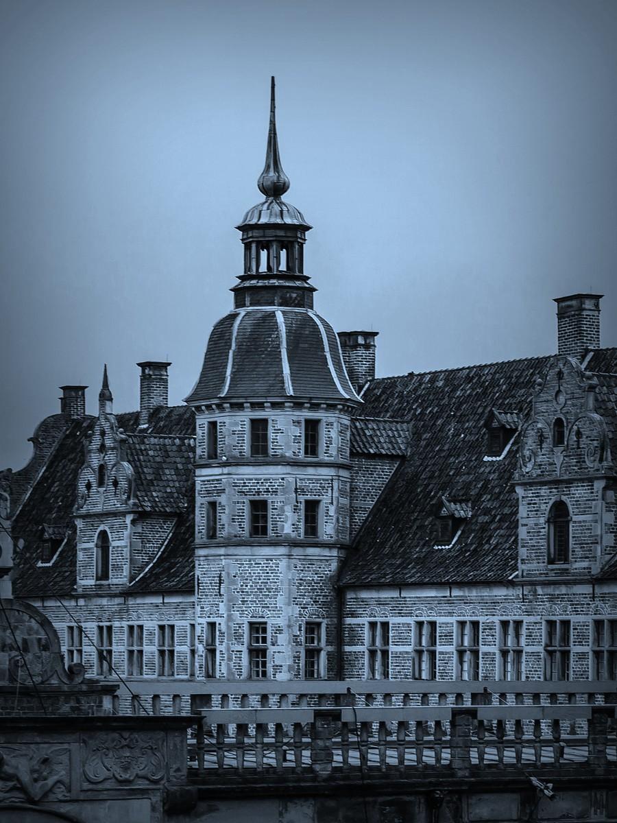 丹麦腓特烈堡城堡,古建筑的内涵_图1-19