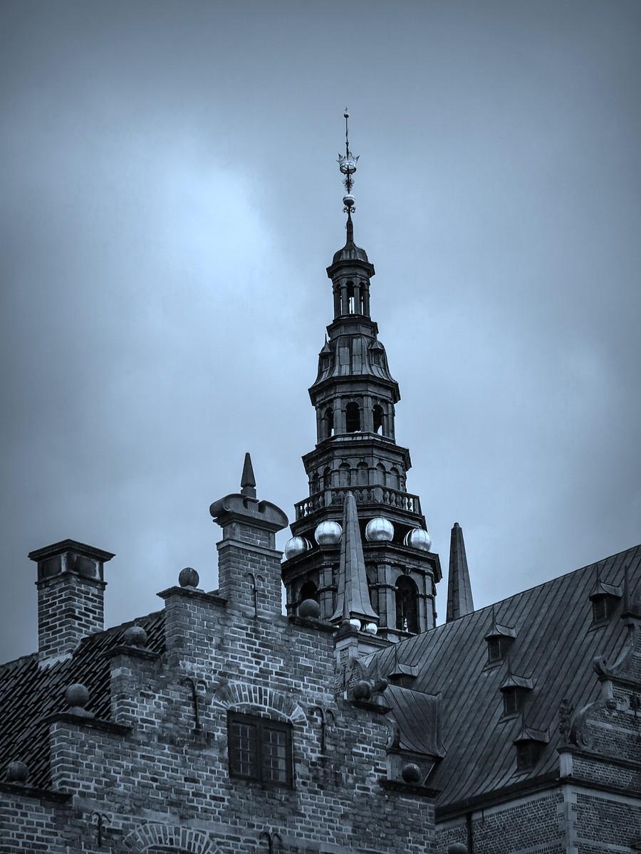 丹麦腓特烈堡城堡,古建筑的内涵_图1-18
