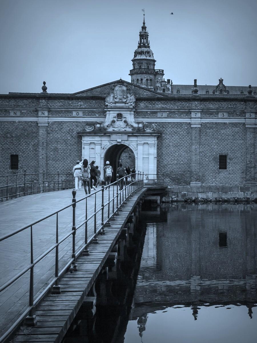 丹麦腓特烈堡城堡,古建筑的内涵_图1-21