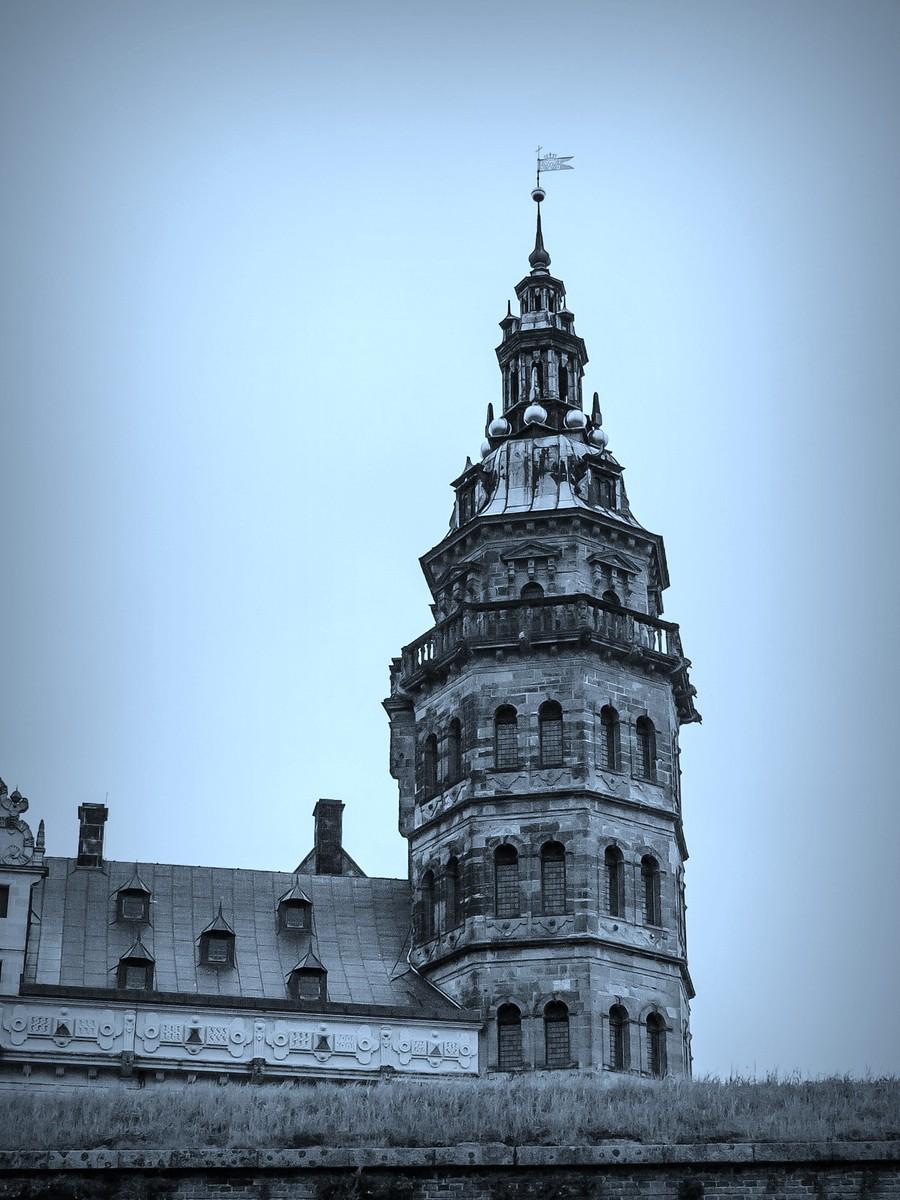 丹麦腓特烈堡城堡,古建筑的内涵_图1-22