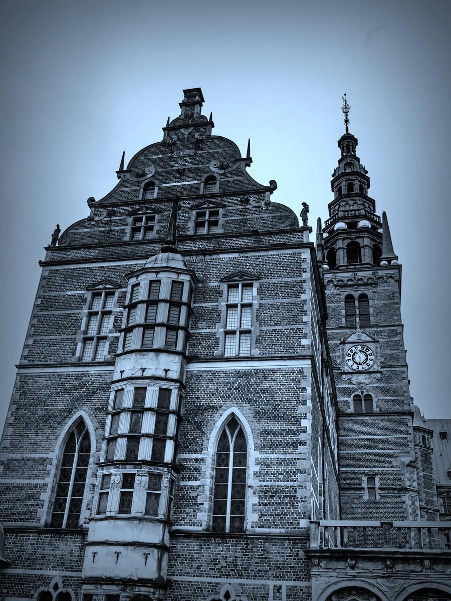 丹麦腓特烈堡城堡,古建筑的内涵_图1-23