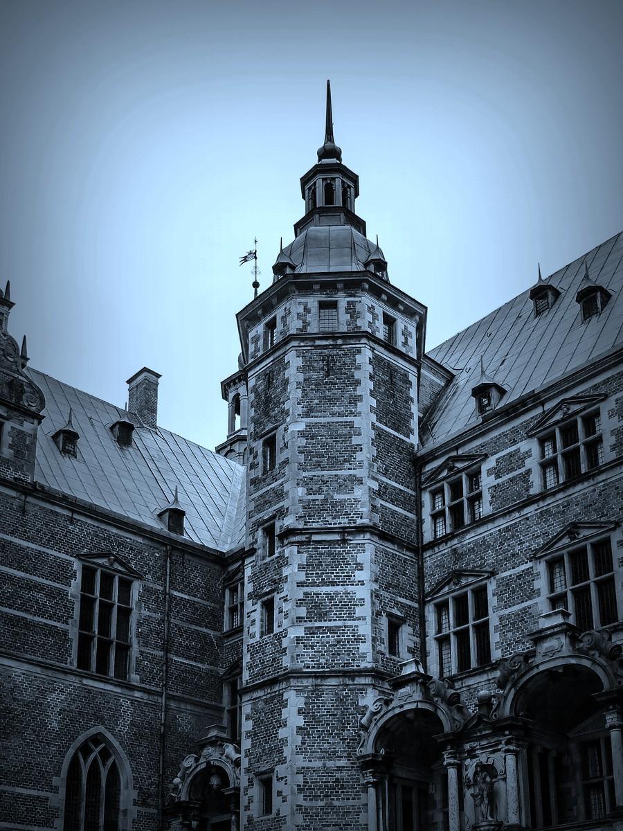 丹麦腓特烈堡城堡,古建筑的内涵_图1-24