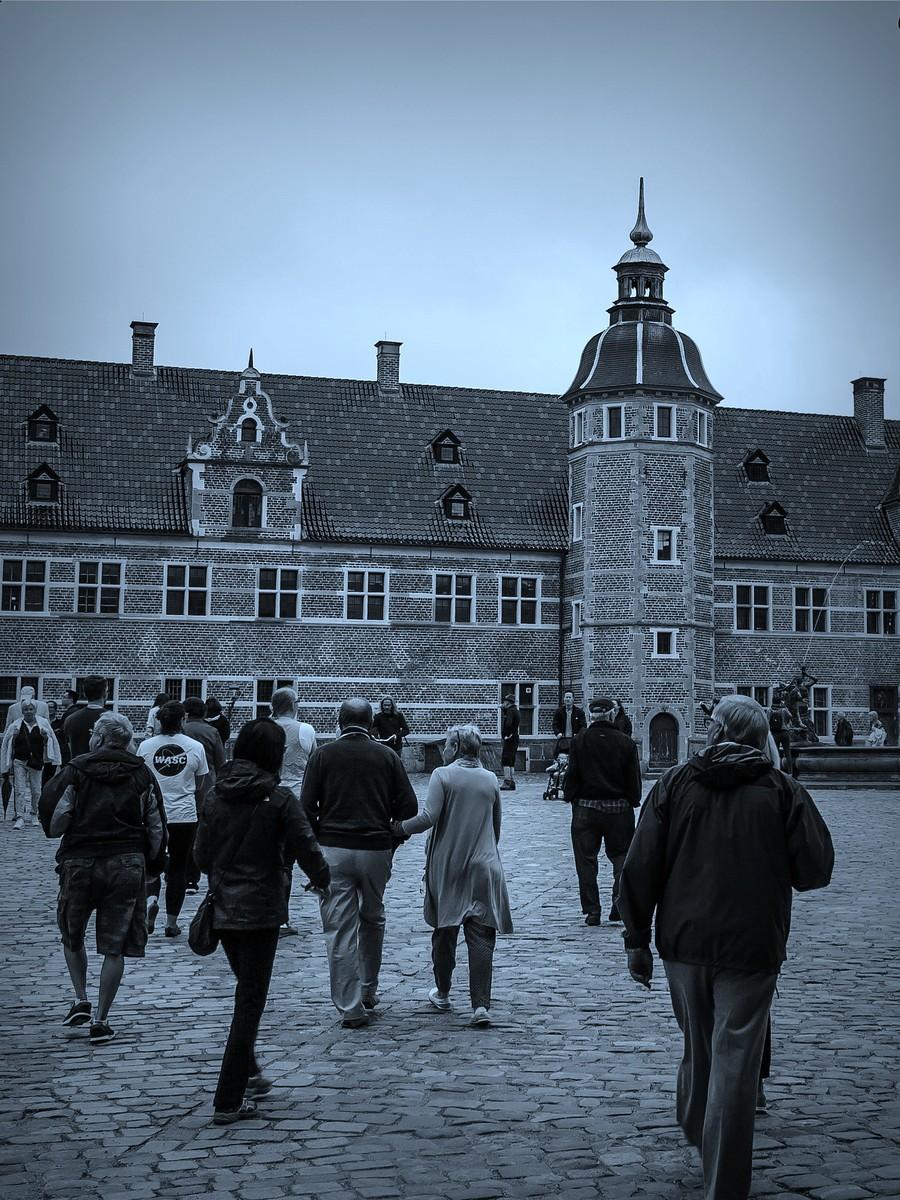 丹麦腓特烈堡城堡,古建筑的内涵_图1-25