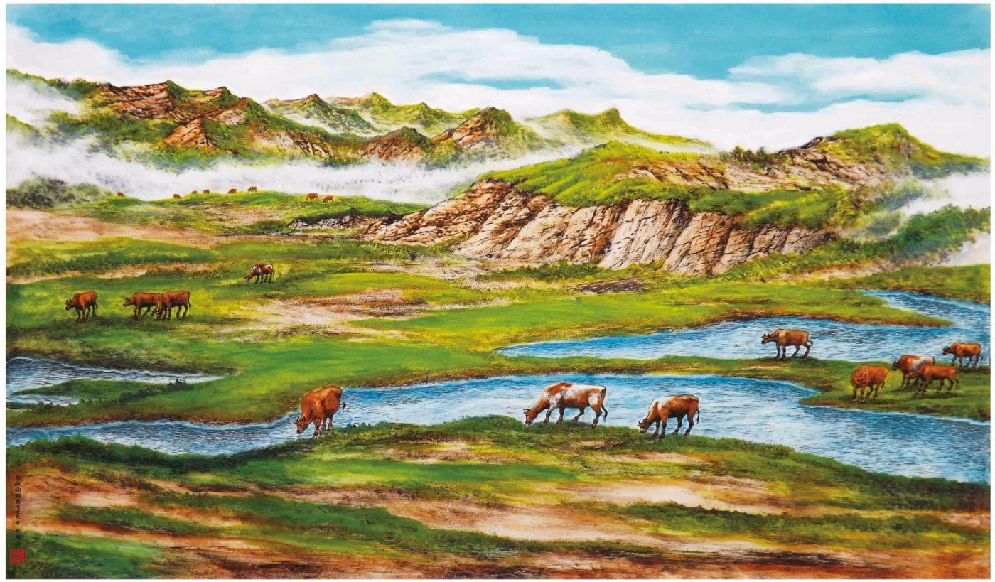 国际著名书画家叶英伦_图1-27