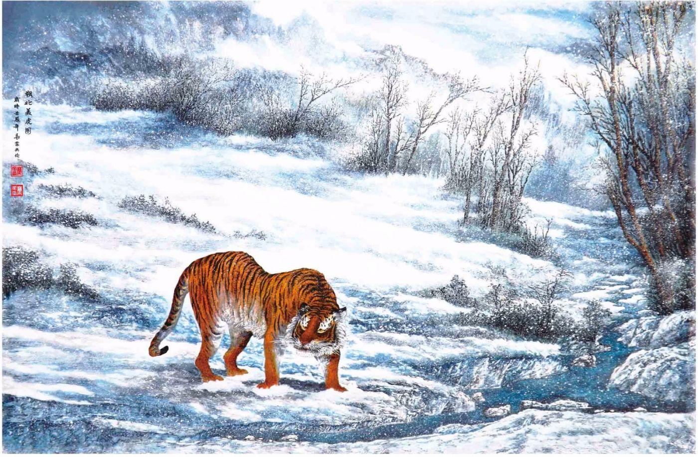 国际著名书画家叶英伦_图1-31
