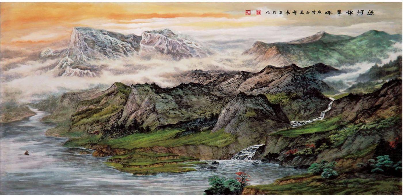 国际著名书画家叶英伦_图1-46