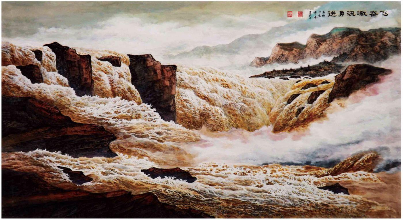 国际著名书画家叶英伦_图1-47