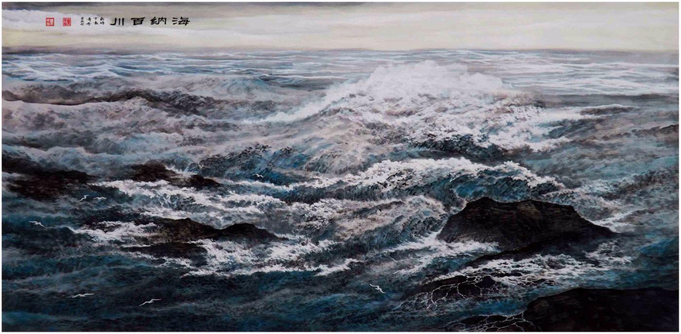 国际著名书画家叶英伦_图1-48