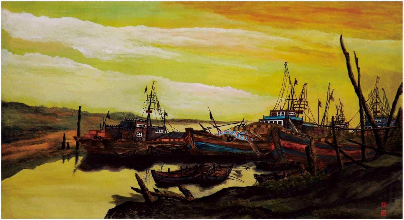 国际著名书画家叶英伦_图1-57