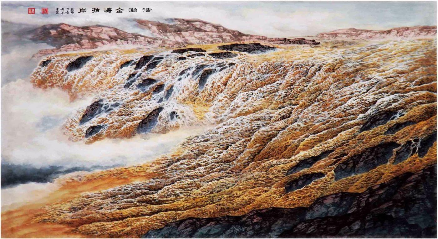 国际著名书画家叶英伦_图1-106
