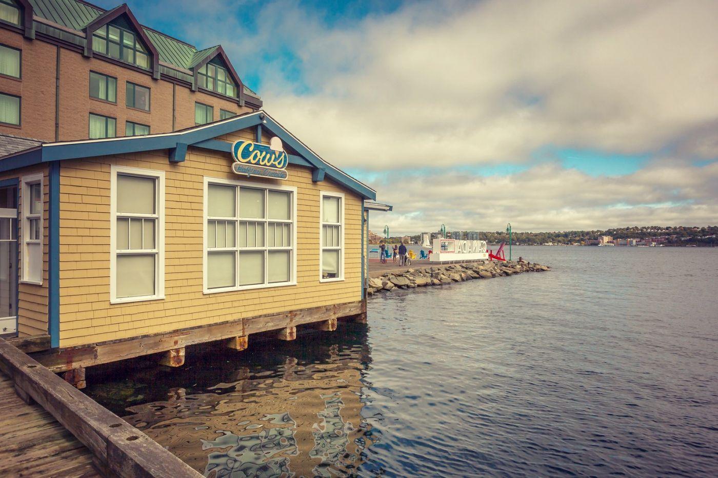 加拿大哈利法克斯(Halifax),很温馨的小城_图1-1