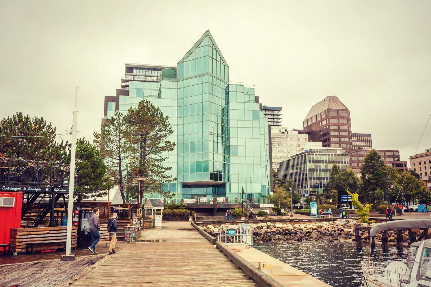 加拿大哈利法克斯(Halifax),很温馨的小城_图1-3