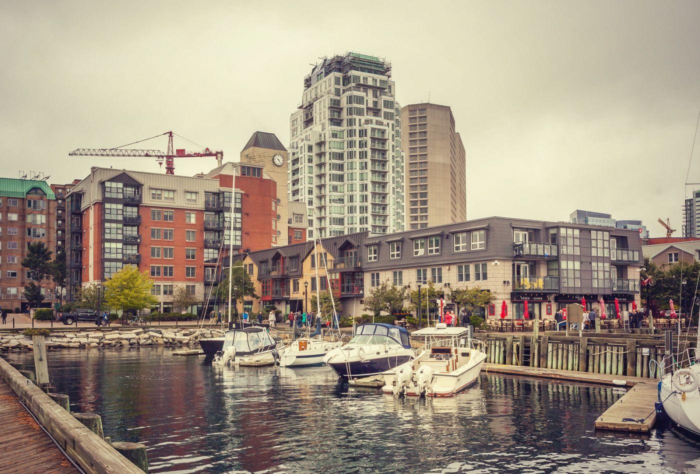 加拿大哈利法克斯(Halifax),很温馨的小城_图1-7
