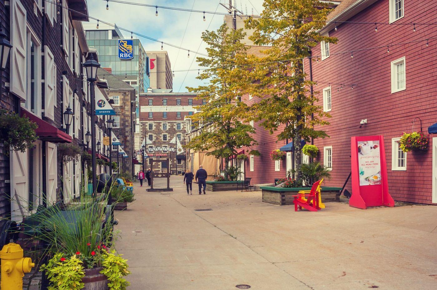 加拿大哈利法克斯(Halifax),很温馨的小城_图1-5