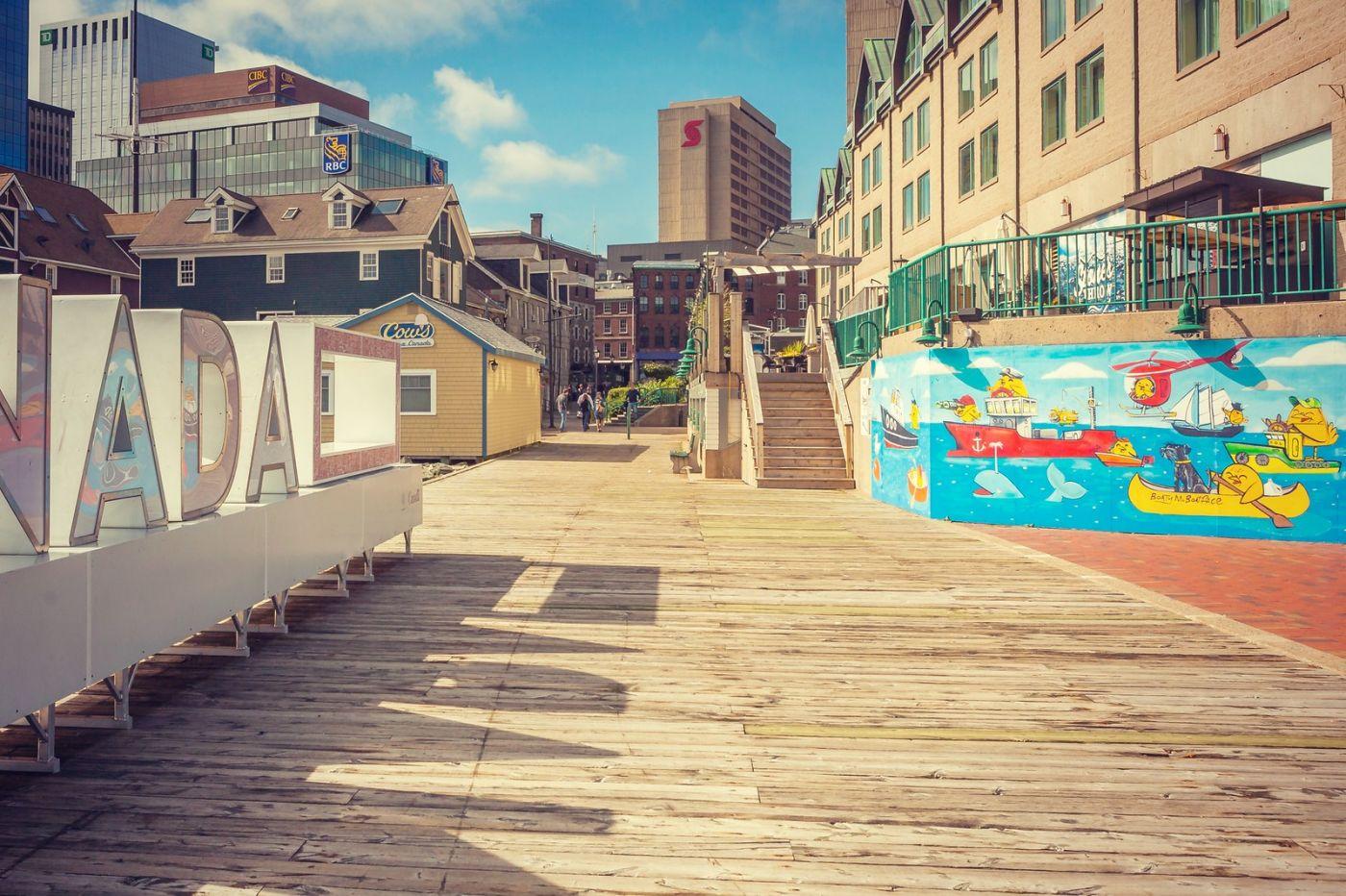 加拿大哈利法克斯(Halifax),很温馨的小城_图1-13